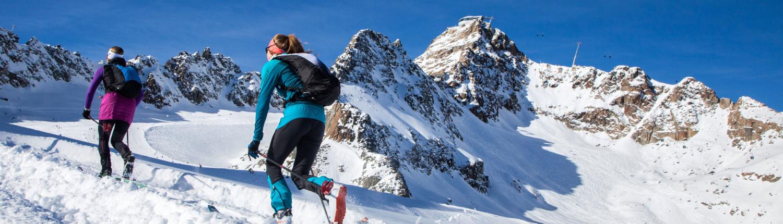 Skitour Pitztaler Gletscher